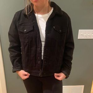 Levi's insulated Jean jacket
